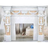 Buy cheap Marble Fireplace,Outdoor Fireplace,Fireplace Mantel,Granite Fireplace from wholesalers