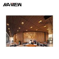 Buy cheap Low Price False Suspended Ceiling Tiles/ Wall Paneling/ Aluminum Ceiling Design For Roof Decorative from wholesalers