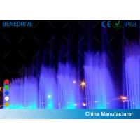 Buy cheap Various Single Color And RGB Color Fountain LED Light Stainless Steel Material 2 Years Warranty from wholesalers