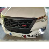 Buy cheap Toyota Tundra Trd Grill Auto Body Parts , Toyota Fortuner Matte Black Grill 2016 product