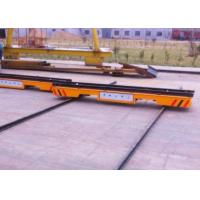 Buy cheap Dumping Battery Power Lifting Table Trolley , 5T Hydraulic Automated Material Handling Equipment from wholesalers