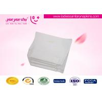 Buy cheap Menstrual OEM Sanitary Napkins , 230mm Wood Pulp Sanitary Pads With Wings / No Wings from wholesalers