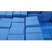 Buy cheap Anti Static Sterile Blue Non Woven Surgical Drapes for Hospital Surgery product