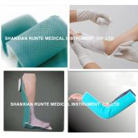 Buy cheap Flexible Water Proof Light Weight Strong Moulding Bone Care Orthopedic Fiberglass Cast Splint from wholesalers