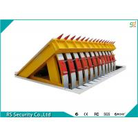 Buy cheap High Safety Road Blockers Road Barrier Remote Control Hydraulic Rising Kerbs from wholesalers