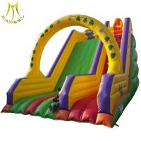 Buy cheap Hansel cheap inflatable kids bouncing castle slide inflatable slide 2018 from wholesalers