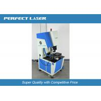 Buy cheap 20W 50w Laser Scribing Machine , Fiber Laser Cutting Machine For Solar Cell from wholesalers