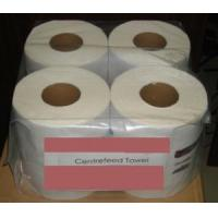 Buy cheap 1-Ply Centrefeed Towel Paper 21cm X 300m(8.27x91.5feet) from wholesalers