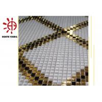 Buy cheap HTY - TC 300 300*300 Best Natural Stone Ceramic Mosaic Tile Made in Foshan Factory from wholesalers