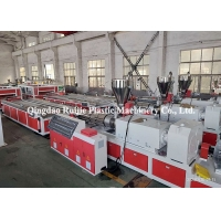 Buy cheap Customized 1000mm PVC Cabinet Board Making Machine from wholesalers