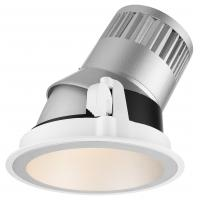 Buy cheap Aluminium LED Wall Washer Lights Low Clearance Recessed Lights15W Dia.160 * H171mm from wholesalers