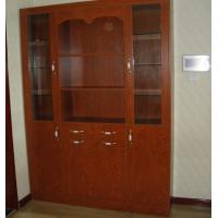 Buy cheap Living Room Glass Display Cabinets Vintage Living Room Furniture Cupboard from wholesalers
