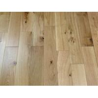 Buy cheap Natural color White oak Solid wood flooring from wholesalers