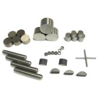 Buy cheap Durable Aluminum Nickel Cobalt , Alnico Magnet Types Size Customized from wholesalers