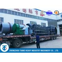 Buy cheap OPC Drum Coating Machine / Rotary Coater Compound Fertilizer Use Oil Pump Driven from wholesalers