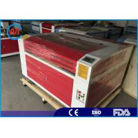 Buy cheap High Accuracy Industrial Wood Laser Engraving Equipment With Co2 Laser Tube from wholesalers
