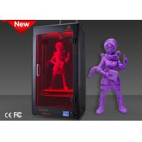 Buy cheap Economical ABS PLA Metal Professional 3D Printers with Single Color from wholesalers