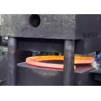 Buy cheap Hot rolled carbon steel welding flange casting and rolling line from wholesalers