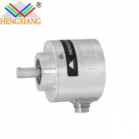 Buy cheap 19.5mm Shaft RS422 Thickness 46mm Incremental Encoder from wholesalers