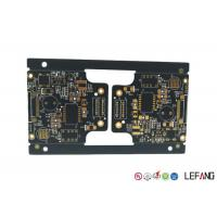 Buy cheap ENIG Electronics Multilayer PCB Board , Printed Circuit Board Fabrication FR - 4 from wholesalers