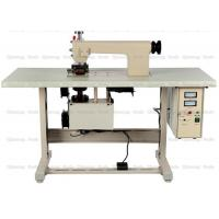 Buy cheap 20Kh Ultrasonic Lace Sealing And Cutting Machine For Artificial Leather And Fabric Materials product
