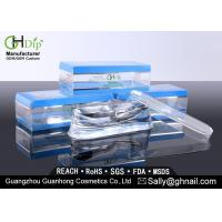 Buy cheap Professional Clear Acrylic Dip Powder Jar Non - Slip Design For Nail Salon from wholesalers