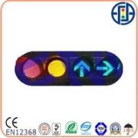 Buy cheap 300mm Red &Yellow ball with two arrows led traffic light from wholesalers