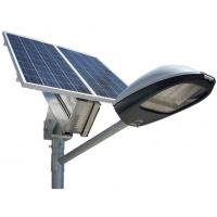 Buy cheap High Performance 84W Street Light Pole Supply Solar Energy With 2pcsx130W Solar Module from wholesalers
