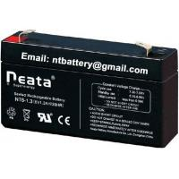 Buy cheap 6v 1.3ah Sealed Rechargeable Lead Acid Battery from wholesalers