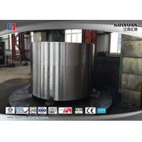 Buy cheap Mining Equipment Open Die Forgings 6000mm Alloy Steel Roll Shaft from wholesalers