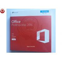 Buy cheap Microsoft Office 2016 Pro Key , Pro Microsoft Home And Office 2016 USB 3.0 Flash English from wholesalers