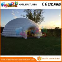 Buy cheap Portable digital printing Inflatable Party Tent / outdoor inflatable marquee from wholesalers