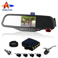 Buy cheap Car parking system with 3.5'TFT and camera and 4 sensors ALD100C from wholesalers