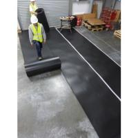 Buy cheap 2mm 3mm 5mm black corfute floor protection sheet , Temporary Protection from wholesalers