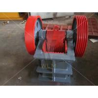 Buy cheap Cast Steel Stone Jaw Crusher for Laboratory , 3t/h small jaw crusher from wholesalers