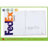 Buy cheap Fedex Poly Mailing Bags A4 Size Plastic Postage Bags With Free Sample OEM / ODM from wholesalers