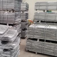 Buy cheap High High Rib Expanded Metal Lath 0.5mm for Building Partition product