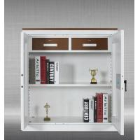 Buy cheap New design 2 Drawer steel office furniture file cabinet steel vertical password lock file cabinet from wholesalers