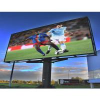 Buy cheap SMD2727 Advertising Outdoor Video Display Screens P6 MTBF ≥100000hours from wholesalers