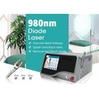 Buy cheap 10W 15W 20W 30W Medical 980nm Diode Laser Machine for Vascular Removal VeinTreatment from wholesalers