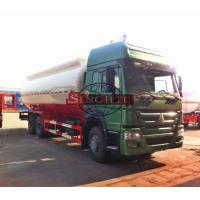 Buy cheap 25m3 6x4 Cement Tanker Truck, Strong Carbon Steel Tank Cement Carrier Truck from wholesalers