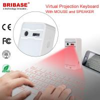 Buy cheap Cheap Virtual Laser Keyboard Red Infrared Bluetooth Projection Keyboard from wholesalers