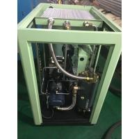 Buy cheap Vertical Two Stage Portable Air Compressor / Screw Drive Air Compressor product