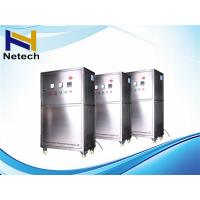 Buy cheap 220V Water Treatment Ozone Generator Machine For Beverage Industry 4ppm from wholesalers