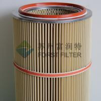 Buy cheap FORST Flame Retardant Material Dust Collector Air Filter Cartridge Supplier from wholesalers