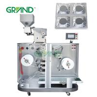 Buy cheap Effervescent Tablet Packing Strip Making Machine , NSL-350B Strip Sealing Machine product