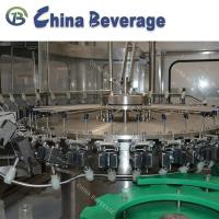 Buy cheap Isobaric Filling Glass Bottling Equipment PLC+Touch Screen Control for Soda from wholesalers