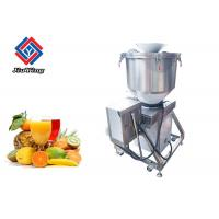 Buy cheap Big  Automatic  Fruit Vegetable Juicer Extractor Machine  380V 50/60Hz 120L from wholesalers