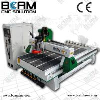 Buy cheap BCAMCNC woodworking cnc router with linear auto tool changer BCM1325C from wholesalers