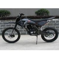Buy cheap 250cc Dirt Bike Motorcycle Black With Manual Transmission 8L Oil Tank from wholesalers